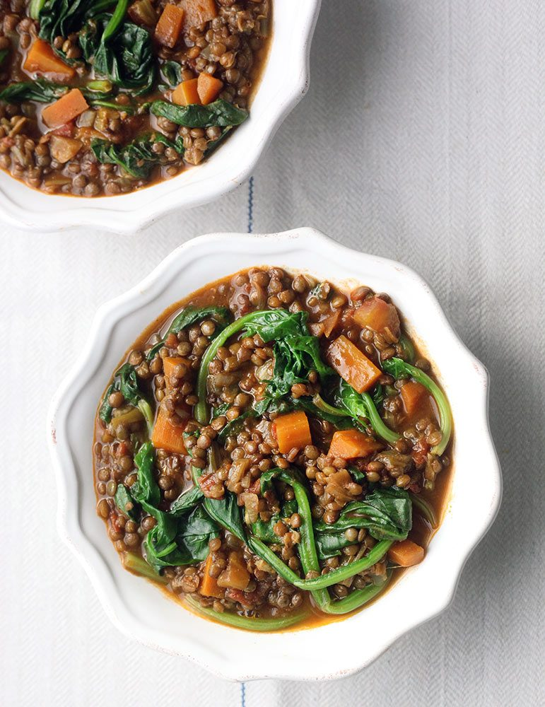 Amelia Freer's 10 recipes for nourishing your body this January - Lentil soup - Humphrey Munson
