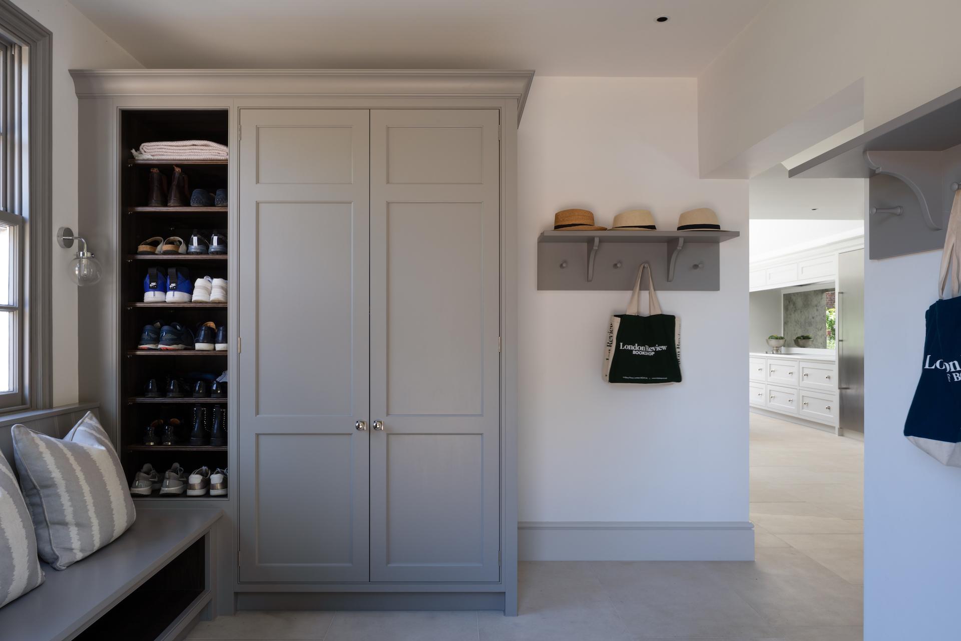 Boot room Design - Humphrey Munson