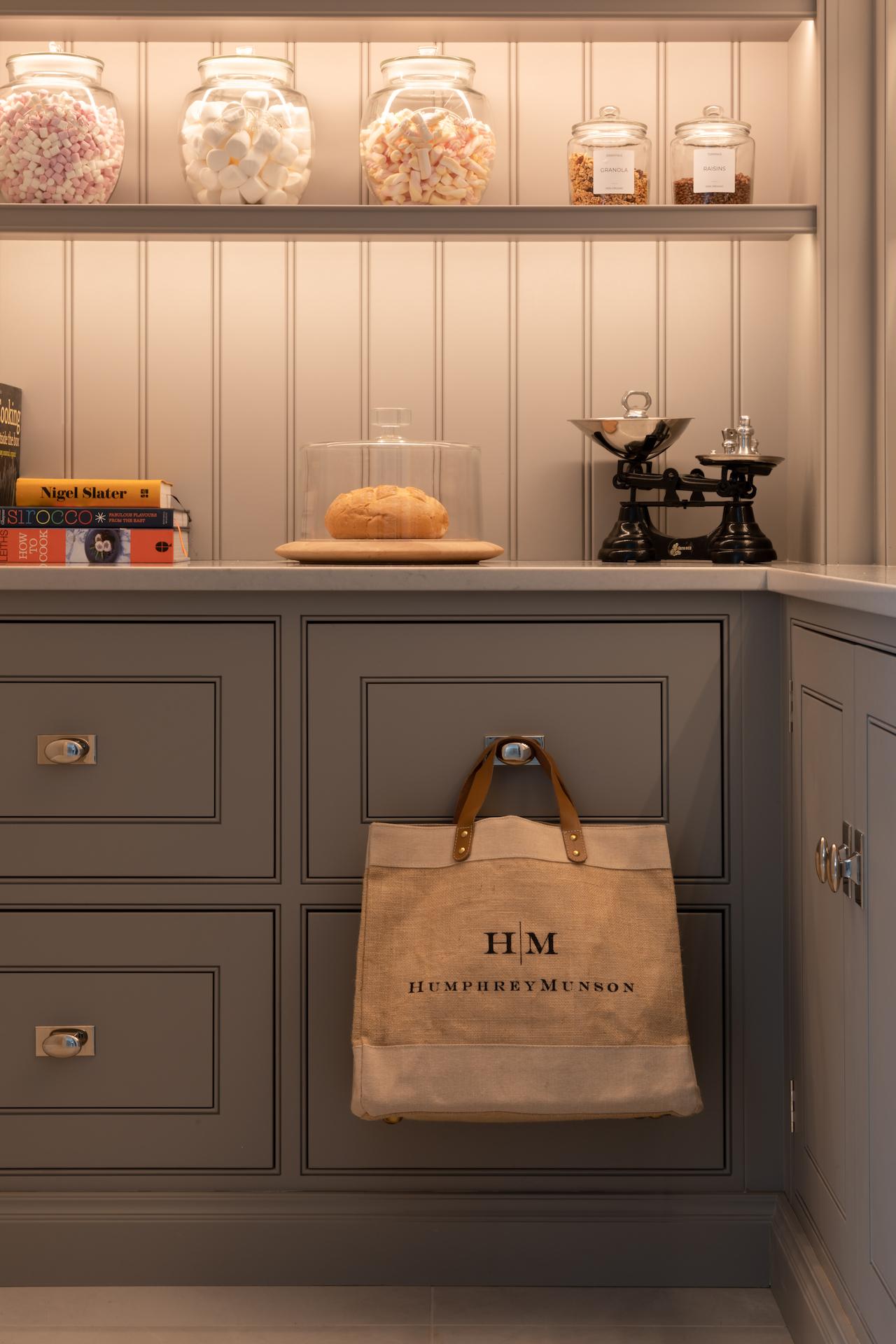 H|M Tote Bag